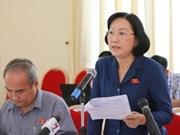 Les députés débattent du projet de révision de la Constitution