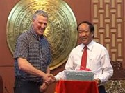 Lacoste sonde les opportunités à Quang Nam