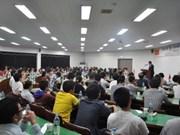 Échange culturel entre étudiants vietnamiens et sud-coréens