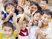 Développement égal pour tous les enfants