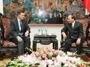 Vietnam, partenaire important de l'Australie