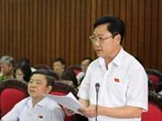 L'Assemblée nationale discute de quatre projets de loi