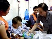 La Journée internationale de l'enfant célébrée à Hanoi