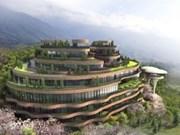 Premier hôtel 5 étoiles mis en chantier à Sapa