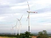 Energie éolienne : de grands potentiels au Vietnam