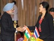 La Thaïlande et l'Inde renforcent leur coopération