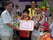 Echecs : Anh Khoi apprécié aux Championnats d'ASEAN
