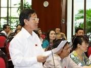 AN : poursuite des débats sur la révision de la Constitution