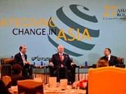 Ouverture de la 27e table ronde d'Asie-Pacifique