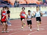 Athlétisme: 220 jeunes sportifs d'Asie du Sud-Est se mesureront