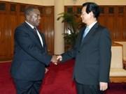 Vietnam-Mozambique: promotion de la coopération dans la lutte anti-criminelle