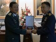 Vietnam et Thaïlande renforcent leur coopération dans l'armée de l'air