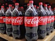 Coca-Cola ouvre une usine au Myanmar