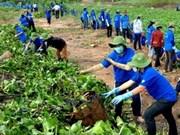 Réunion des jeunes Vietnam-Laos-Cambodge