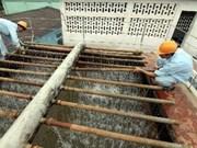 Vinh Long: agrandissement du réseau d'alimentation en eau potable
