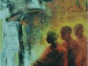Exposition de peinture bangladaise à Hanoi