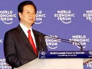 Le PM vietnamien au Forum économique mondial sur l'Asie de l'Est