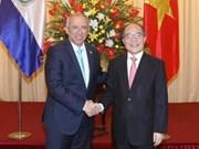 Vietnam-Salvador : coopération entre les organes législatifs