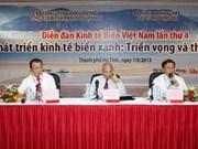 Forum sur l'économie maritime du Vietnam