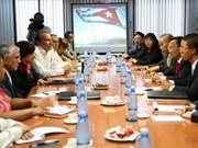 Vietnam et Cuba renforcent leur coopération financière