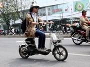Le vélo électrique fait son chemin en douceur