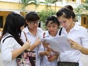 Étudiants en économie et finance à l'école de l'autonomie