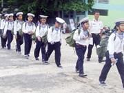 Ouverture de la colonie de vacances 2013 à Vung Tàu