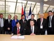 Coopération décentralisée France-Vietnam: Sept accords signés
