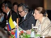 FEALAC : les ministres des AE se réunissent