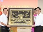 Hanoi souhaite renforcer les liens avec VNA