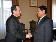 Réunion du Groupe de travail Vietnam-Vatican