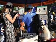 Hausse du prix de l'essence de 426 dông/litre