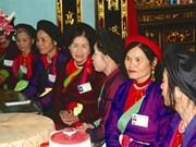 À Bac Ninh, un club pour les défenseurs du quan ho