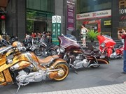 À Hô Chi Minh-Ville, bienvenue aux clubs de gros cubes
