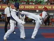 Taekwondo : le Vietnam flambe, la Côte d'Ivoire brille