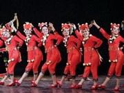 Festival national de danse amateur en piste à Tây Ninh