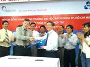 Éducation : Holcim Vietnam cimente sa coopération