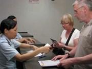 Le Vietnam rembourse la TVA à plus de 3.700 touristes étrangers