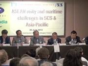 Mer Orientale : séminaire sur la solidarité de l'ASEAN