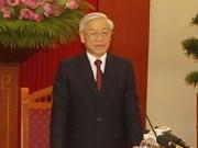 Le secrétaire général du PCV est attendu en Thaïlande