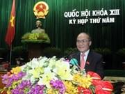 Clôture de la 5e session de l'Assemblée nationale