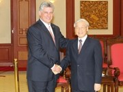 Vietnam et Cuba promeuvent leurs liens de coopération intégrale