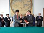 Transport aérien : Vietnam et Italie signent un accord
