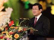 Le président Truong Tân Sang attendu en Indonésie