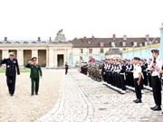 Défense : Vietnam et France promeuvent leurs relations