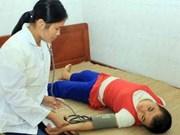 Hai Duong : remise de 20.000 euros aux victimes de l'agent orange
