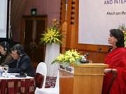 Rôle des femmes dans l'intégration à l'économie mondiale
