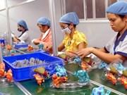 Binh Duong: exportation excédentaire d'un milliard de dollars