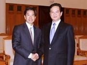 Vietnam-Laos: coopération entre les deux bureaux du gouvernement