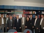 Visite de travail d'une délégation du FPV en Allemagne